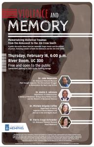 Memphis Panel Poster